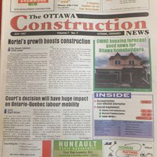 Ottawa Construction Newspaper